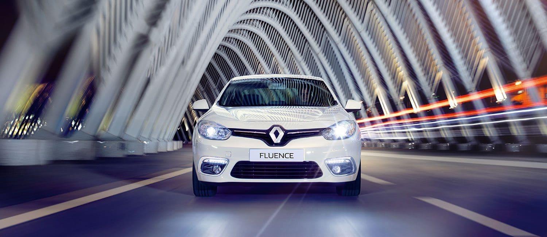 Renault Fluence Dynamique CVT (Aut) - Galería interior - imágen 0