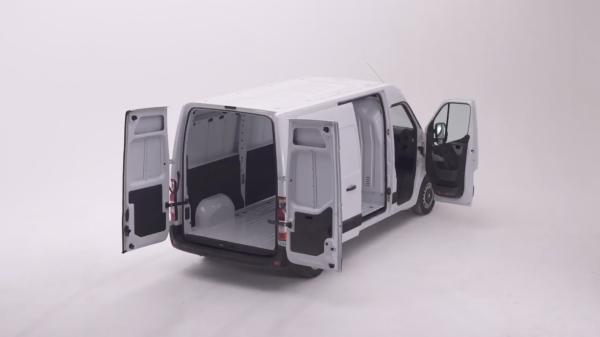 Video Renault, Renault Master