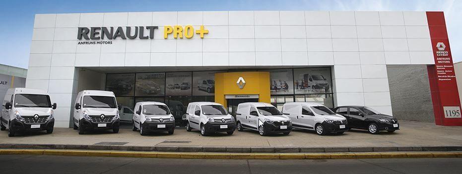 Renault, Encuentra más sobre Renault Pro+