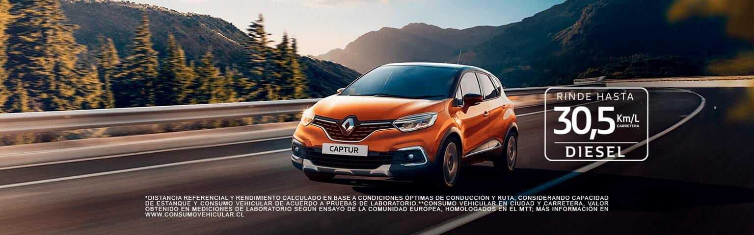 Renault Captur Intens MT Diesel Adventure