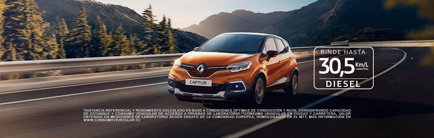 Renault Captur Zen - Galería interior - imágen 0