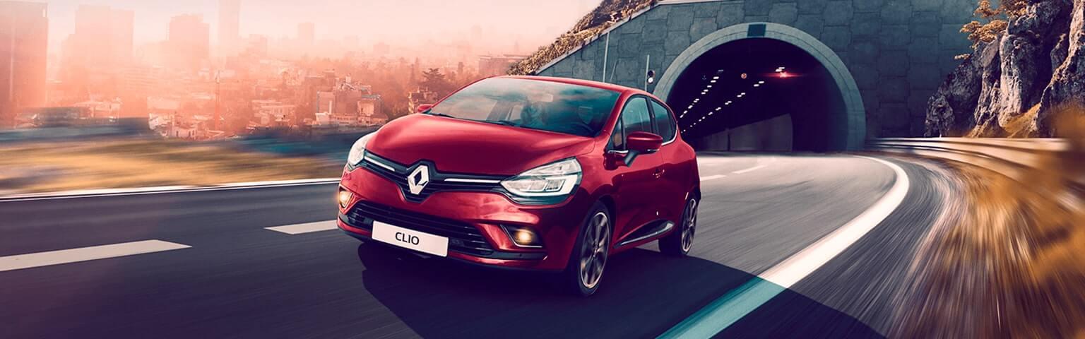 Renault Clio IV Authentique 1.2 MT (Rojo Intenso)