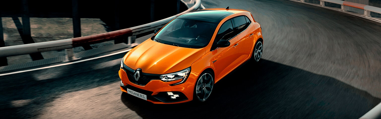 Renault Nuevo Megane RS Automático Tela 2019