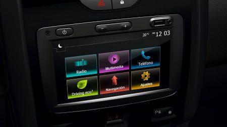 Renault Oroch, Tecnología que conecta tu vida Ingresa al futuro de la tecnología con la nueva Renault OROCH y su sistema Media Nav 2.0*