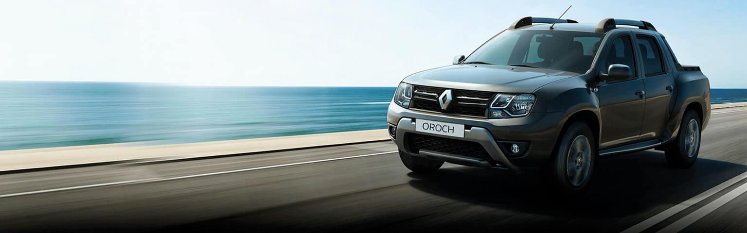 Renault Oroch Intens 4WD