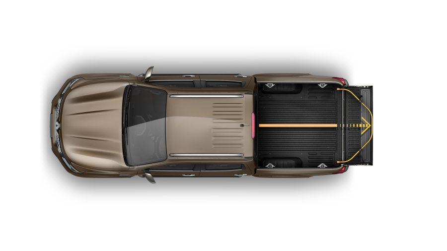 Dimensiones Renault Alaskan
