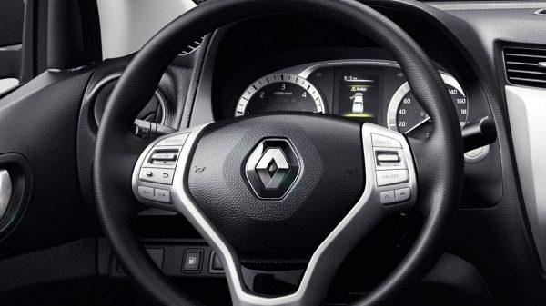 Renault ALASKAN Volante multifunción