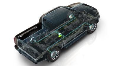 Renault ALASKAN, Sistemas de asistencia al conductor