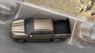 Renault ALASKAN, Asistencia para el estacionamiento