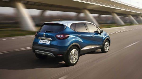 Renault CAPTUR, Exterior personalizado