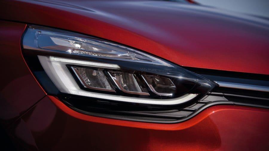 Renault CLIO, Iluminación característica