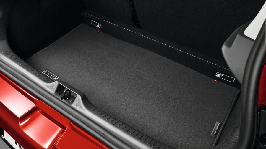 Renault CLIO Disfruta el amplio maletero