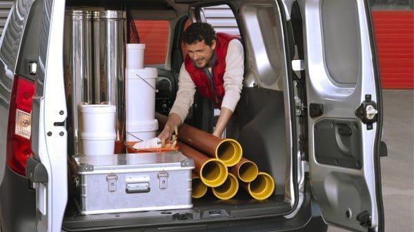 Renault SYMBOL, Capacidad de carga utilizable