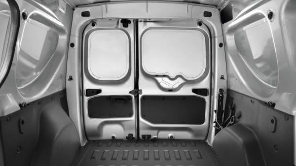 Renault SYMBOL, Volumen utilizable