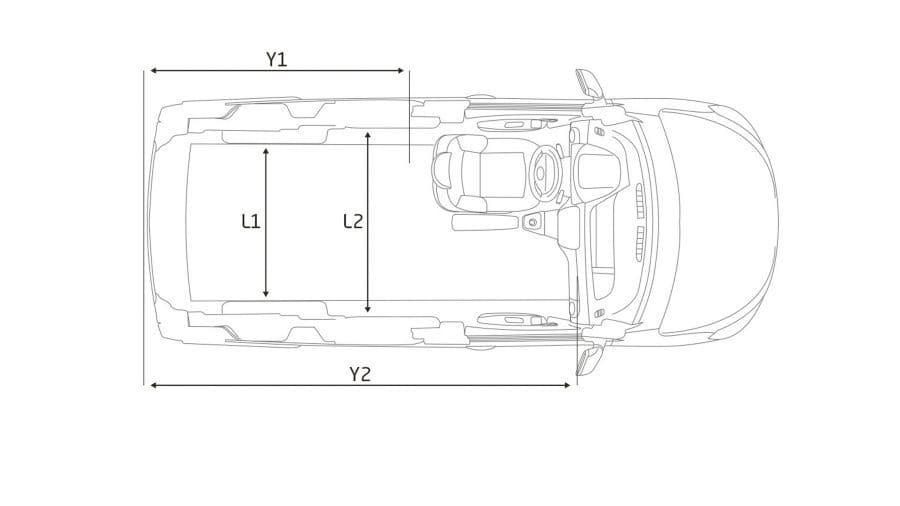 Dimensiones Renault DOKKER