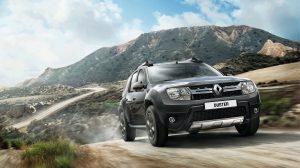 Renault Duster, ¡Disfruta de una conducción relajada! Permanece protegido en todas las circunstancias. Le hemos dado a la Renault Duster una estructura de carrocería más fuerte y características de seguridad activas y pasivas para garantizar un excelente nivel de protección.