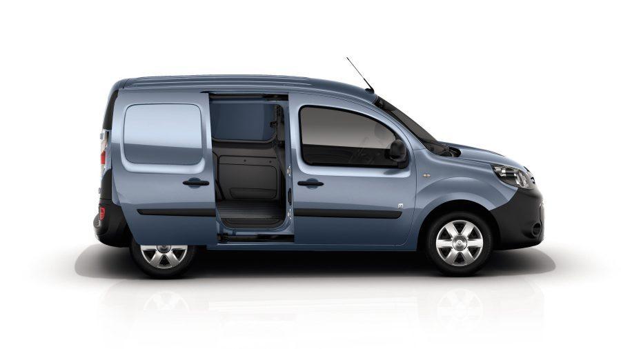 Renault KANGOO, Puerta lateral deslizante
