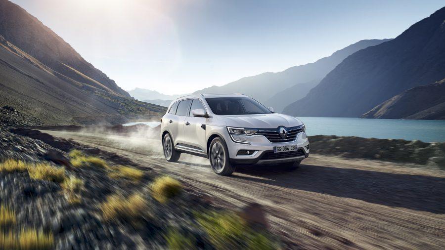 Renault KOLEOS, Transmisión ALL MODE 4x4-i
