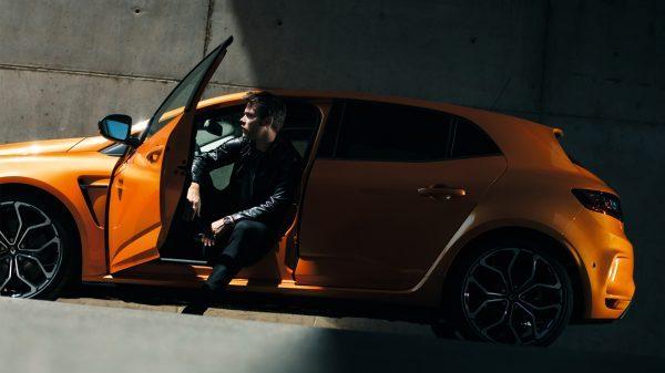 Renault MEGANE R.S., Un nuevo perfil