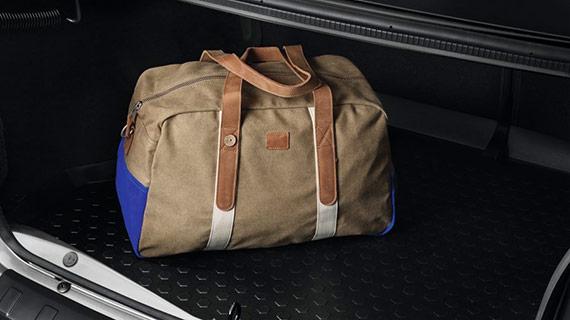 Dimensiones Renault SYMBOL, amplio espacio en maleta