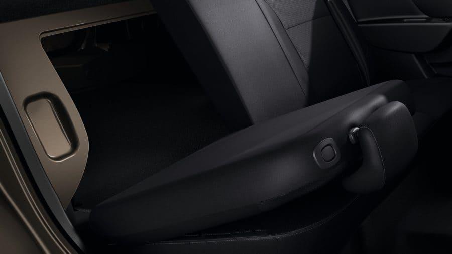 Renault SYMBOL, Espacio interior optimizado