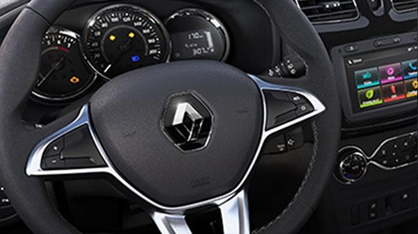 Renault SYMBOL, Limitador de velocidad de control de crucero