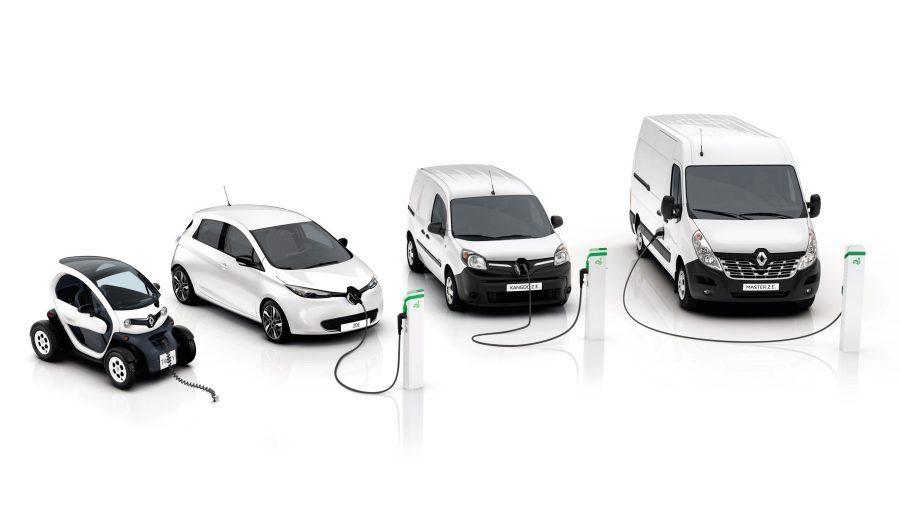 Renault, Nuestra gama de vehículos eléctricos