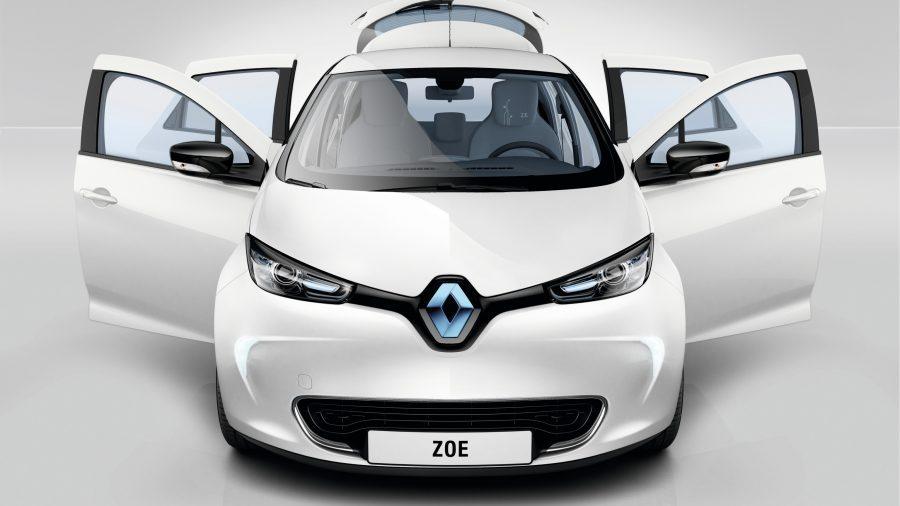 Renault ZOE, Ingresa al mundo del Z.E.