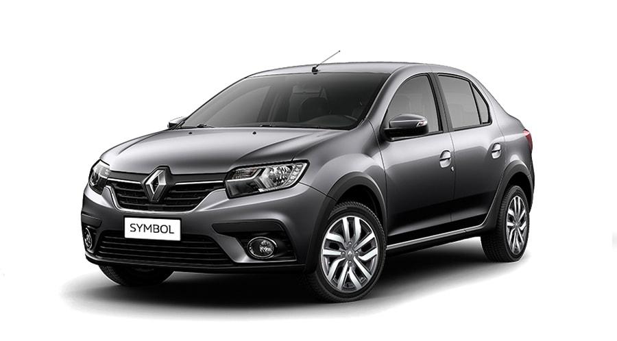 Renault SYMBOL Gris Cometa