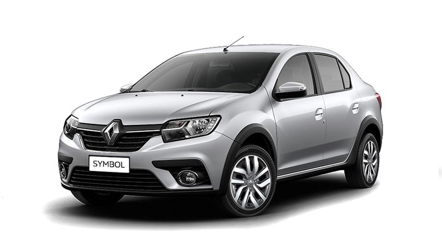 Renault SYMBOL Gris Platino