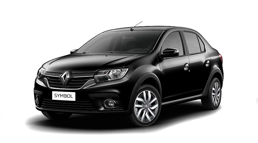 Renault SYMBOL Negro Nacarado
