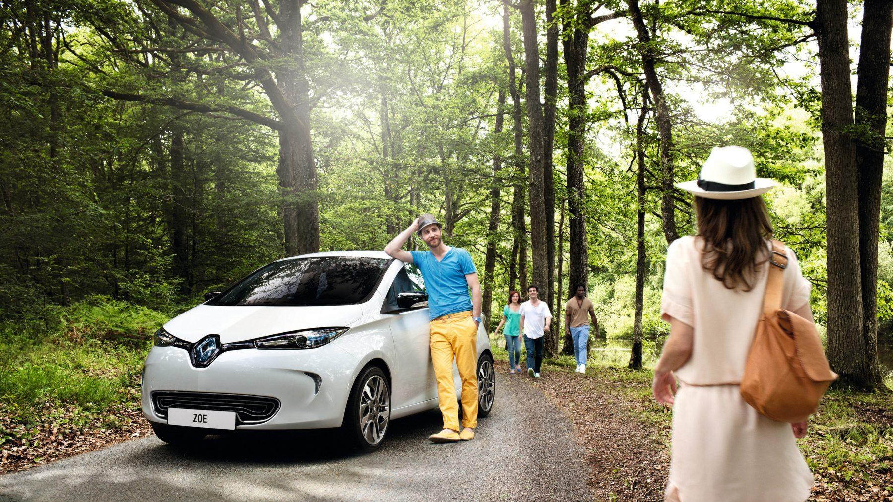 El compromiso de Renault con el medio ambiente