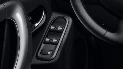 Renault SYMBOL, Alzavidrios de un toque