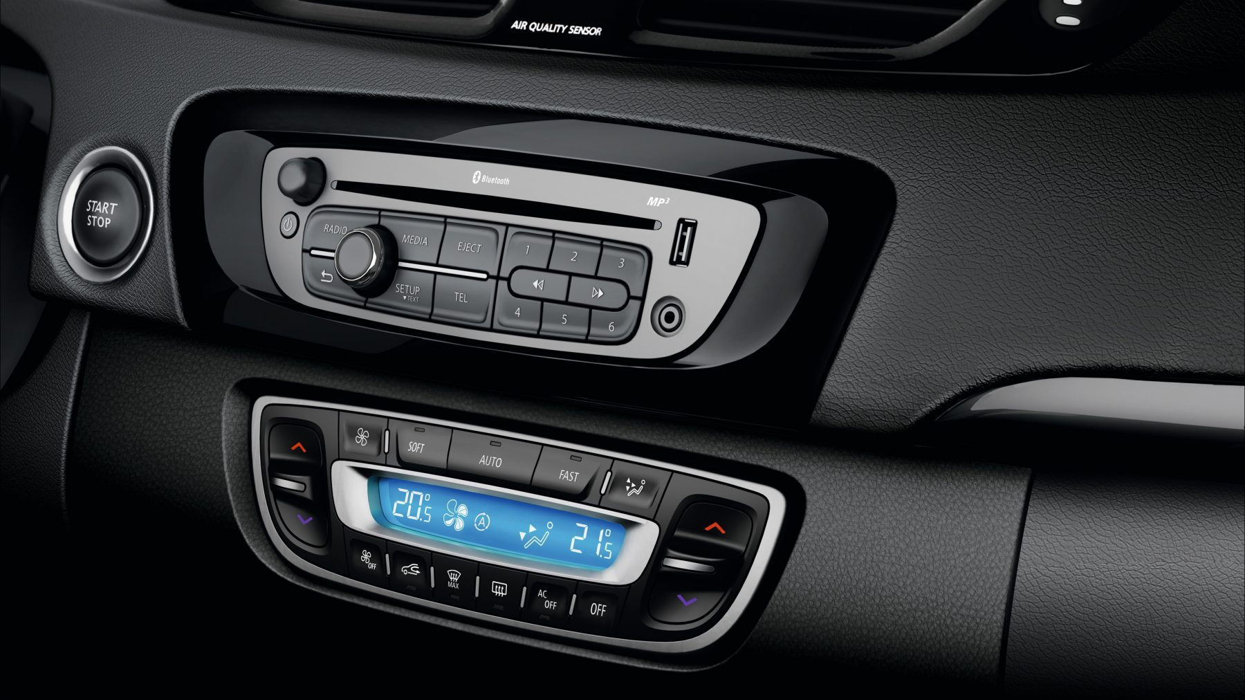 Renault, Radios