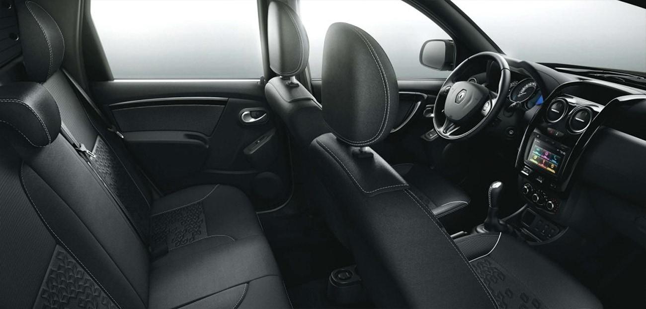 Renault Oroch Intens 4WD - Galería interior - imágen 0