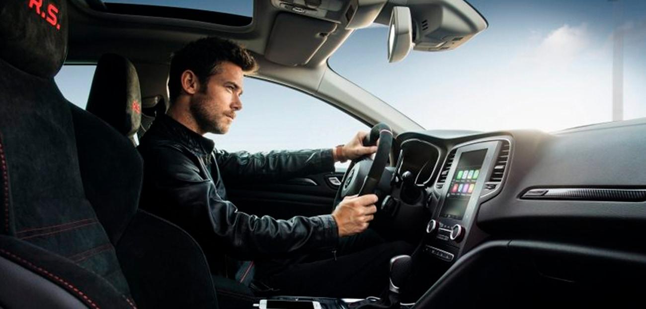Renault Nuevo Megane RS Automático Tela 2019 - Galería interior - imágen 0