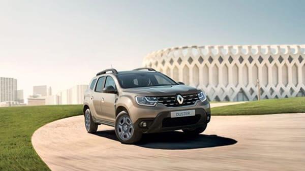 Renault All New Duster, Un diseño robusto y moderno Prepárate para dejarte llevar por el diseño dinámico del nuevo Renault DUSTER, con su nueva máscara frontal y sus líneas expresivas, más modernas y robustas.
