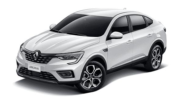 Renault Arkana, Combinación de potencia y exclusividad La carrocería alta muestra una fuerza dinámica y deportiva, y la silueta le da una apariencia estilizada con líneas que son únicas en ARKANA.