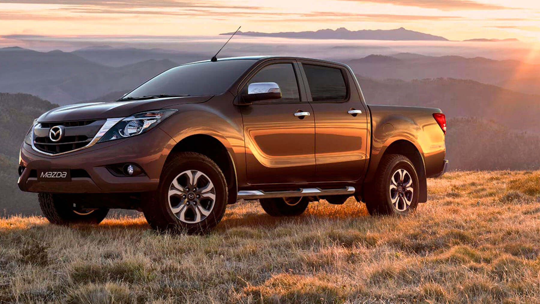 Mazda Mazda BT-50 Doble Cabina 3.2 SDX High 6AT 4x4 Diesel - Galería interior - imágen 0
