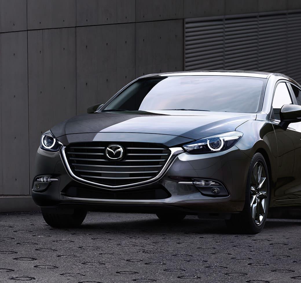 Mazda 2018 3: Sedan – auto compacto