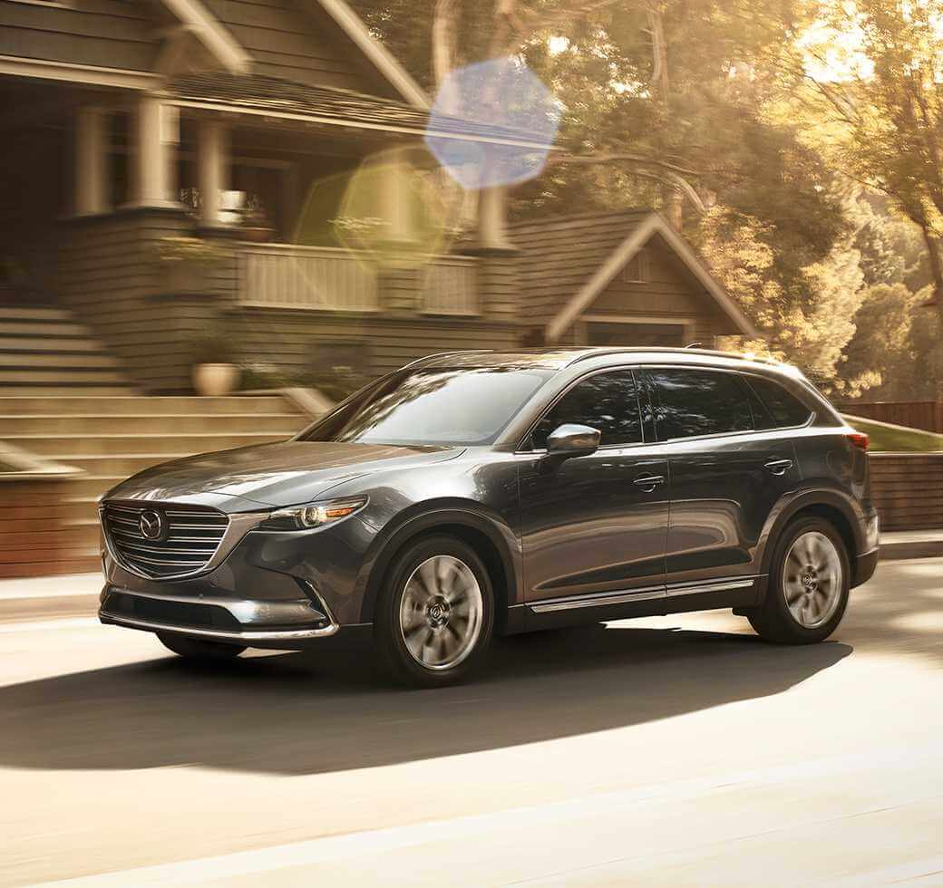 SKYACTIV TECHNOLOGY DEL Mazda CX-9 2018