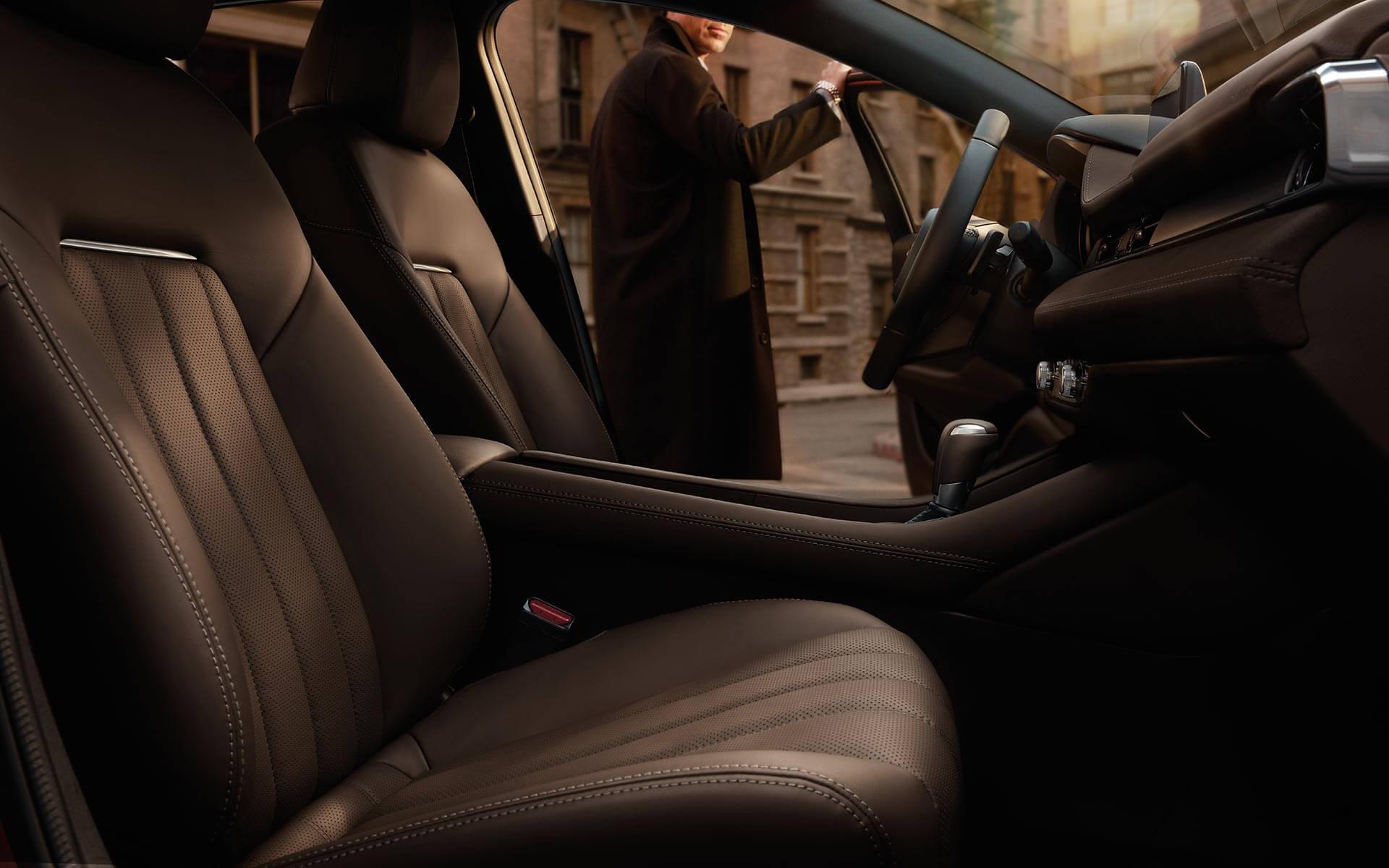 2018 Mazda 6 – interior de la cabina