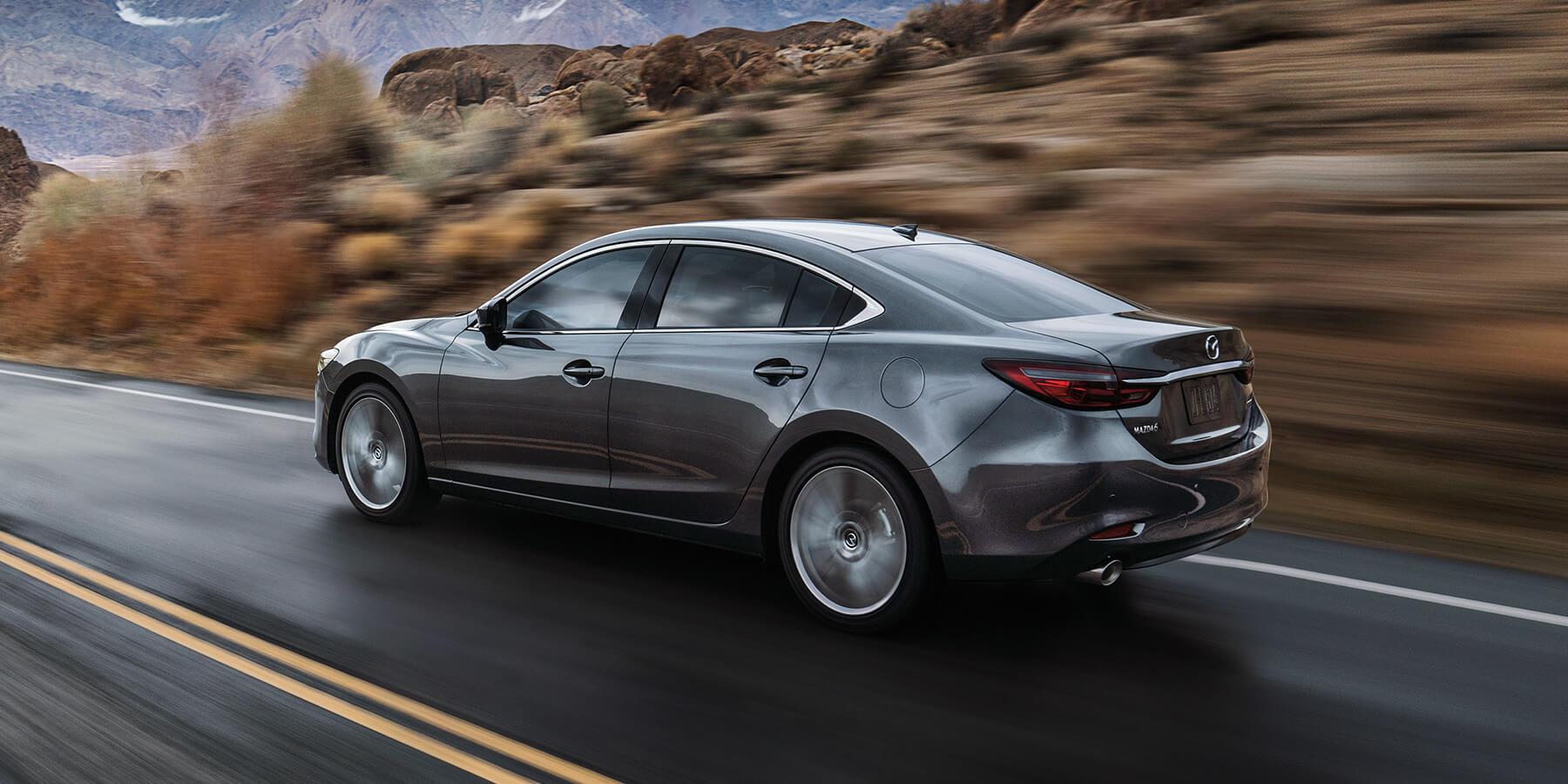 2019 Mazda 6 – características