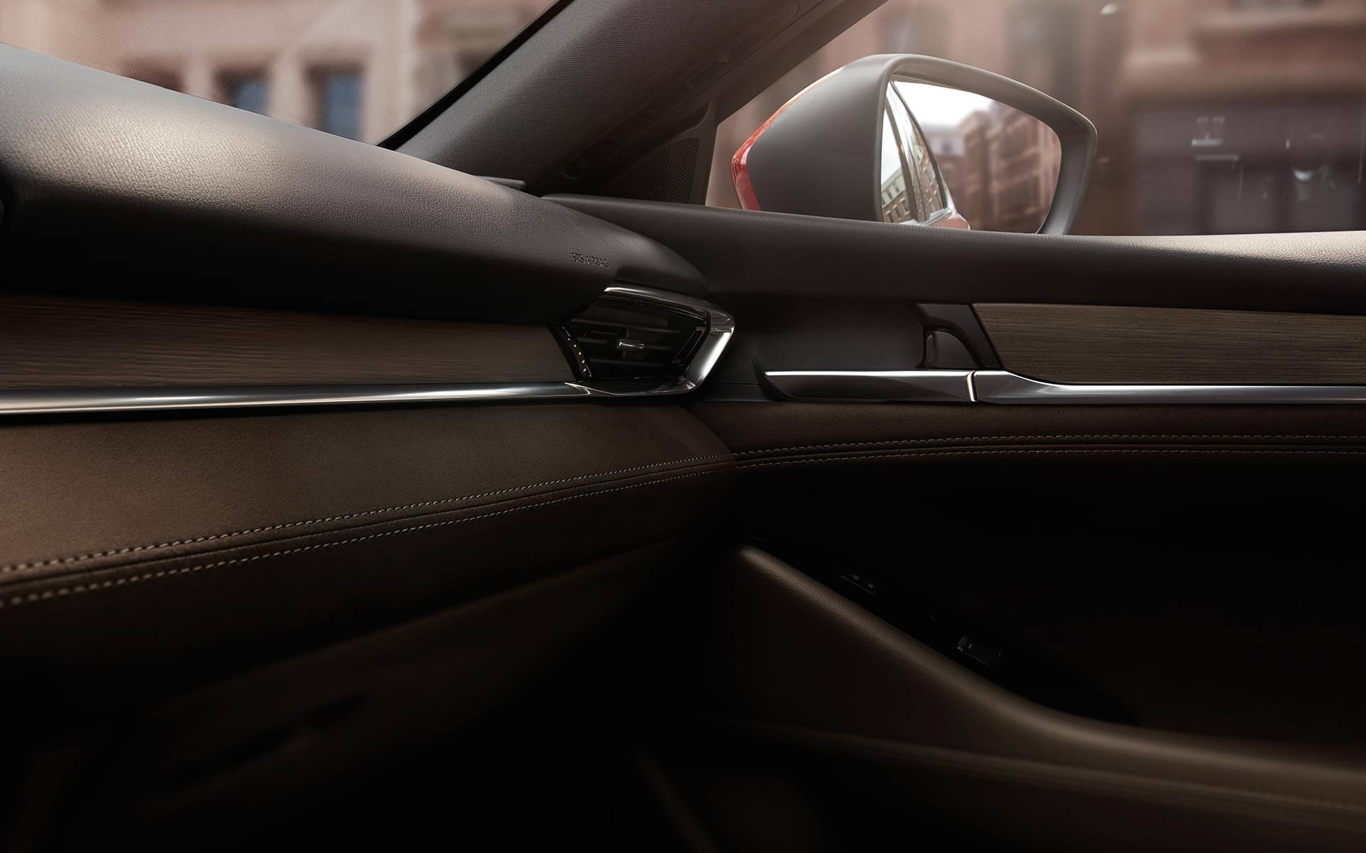 2018 Mazda 6 – aislamiento de sonido