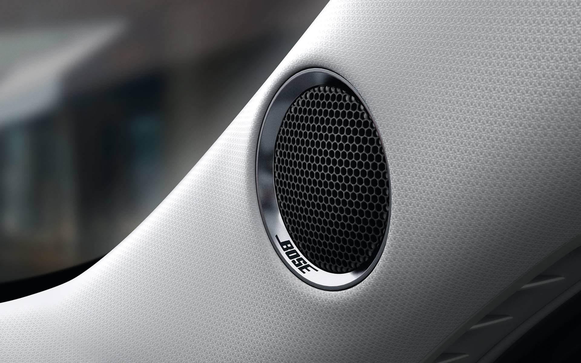 MAZDA CX-5 2019 – Sistema de sonido Bose – Centerpoint® y AudioPilot®