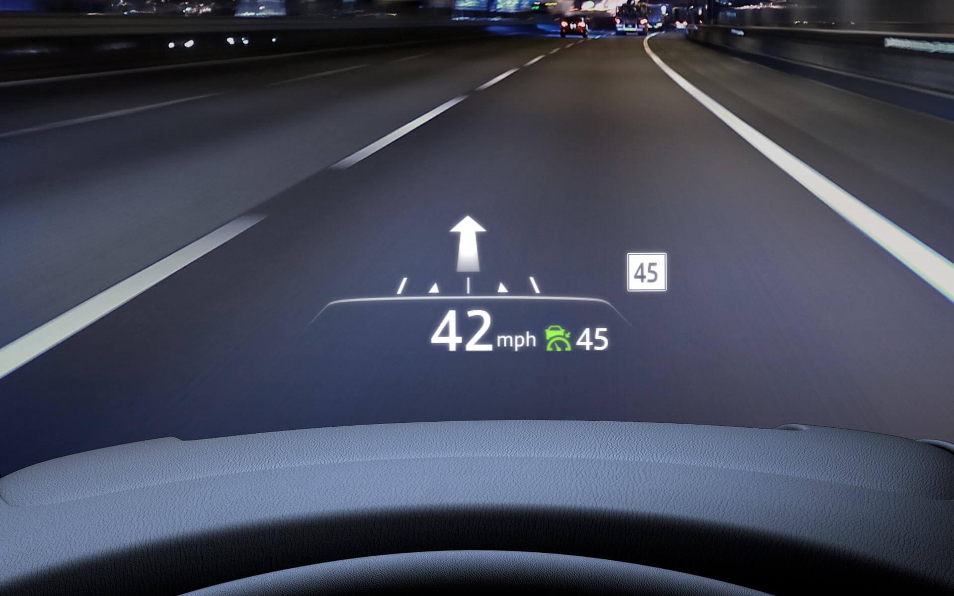 Mazda CX-5 2019 todoterreno – pantalla de manejo activa