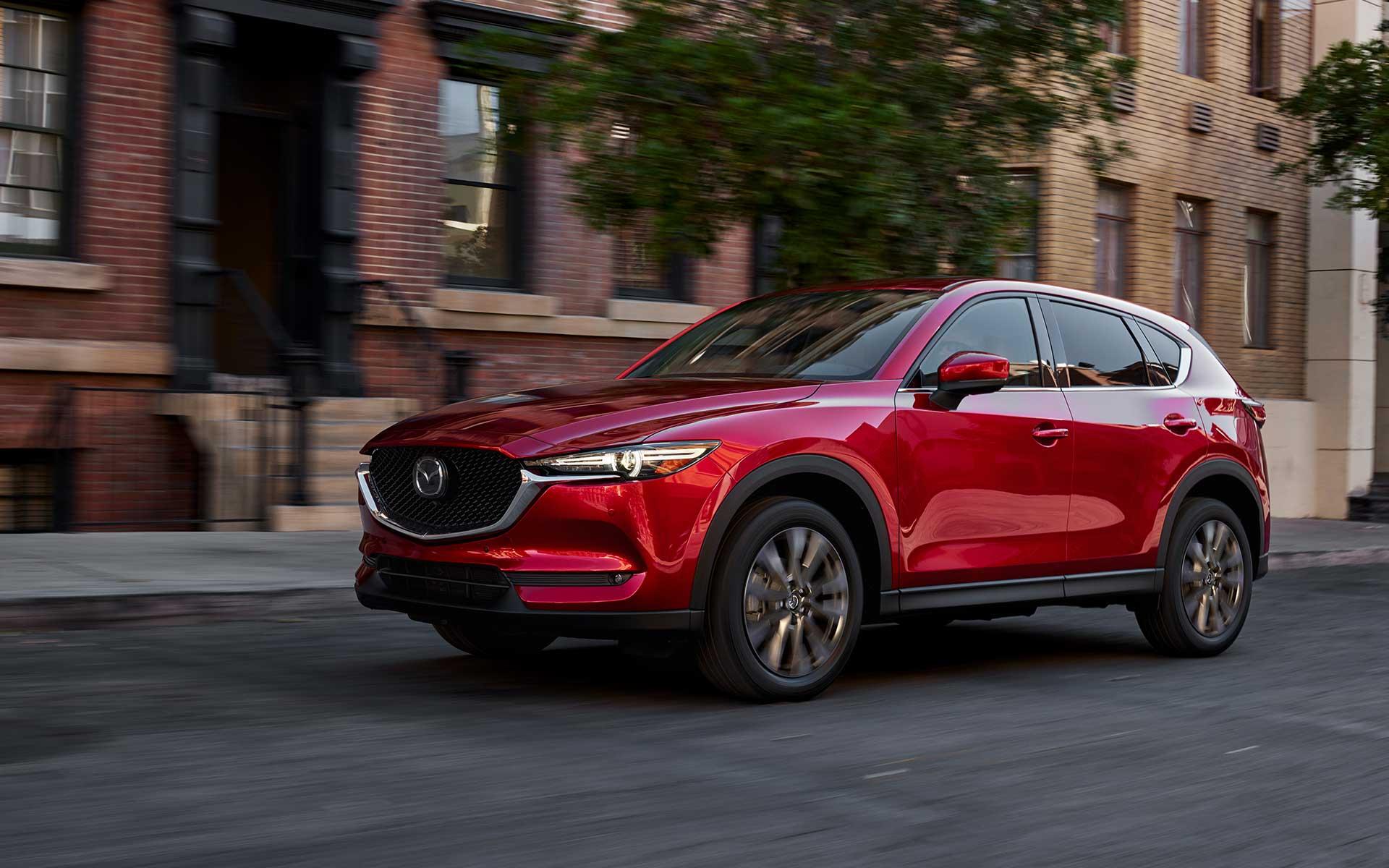 Mazda CX-5 Grand Touring Reserve 2019 todoterrenocompacto