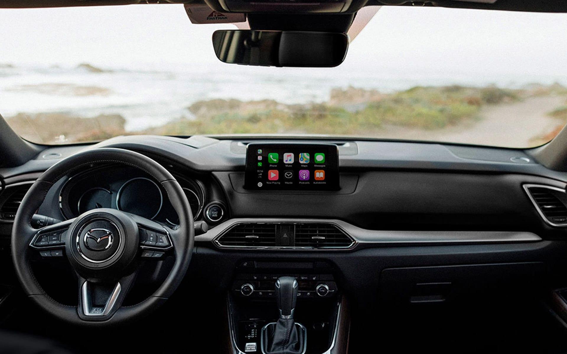 Aislamiento de sonido del Mazda CX-9 2018