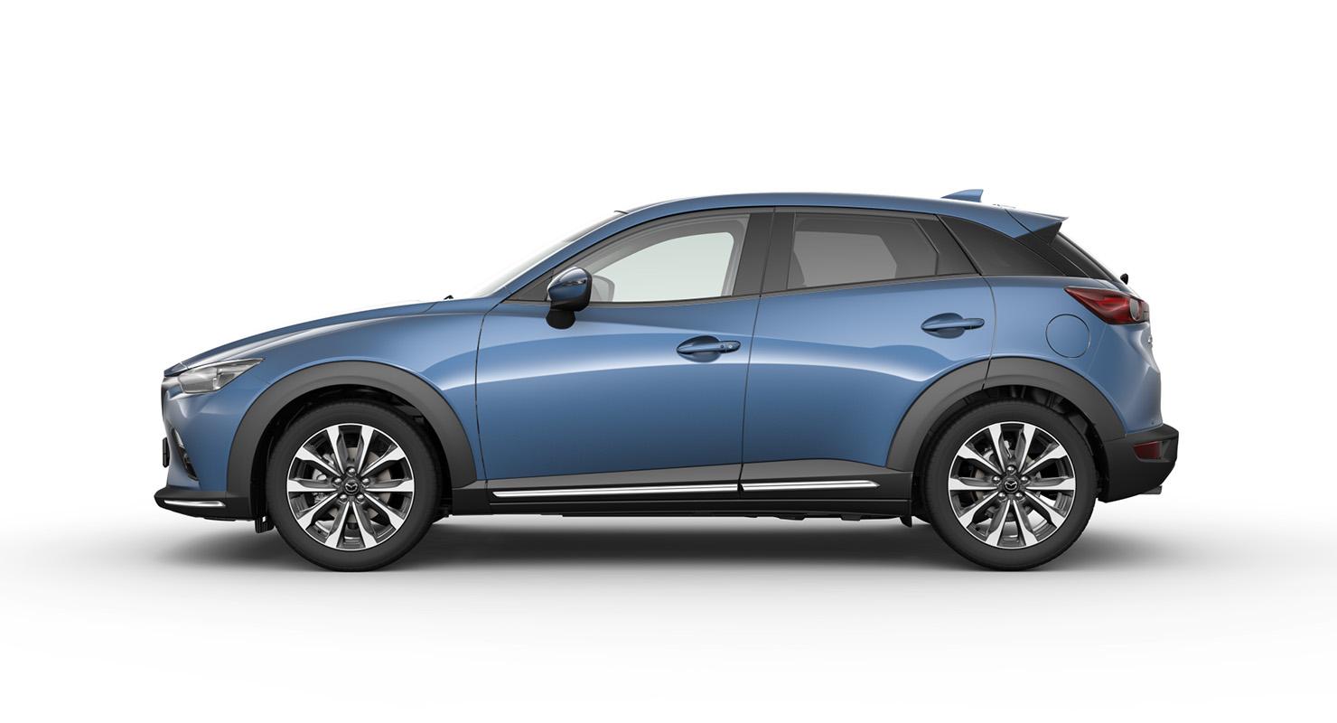 Mazda New Mazda CX-3 R 2.0L 2WD 6AT I-STOP - Galería interior - imágen 22