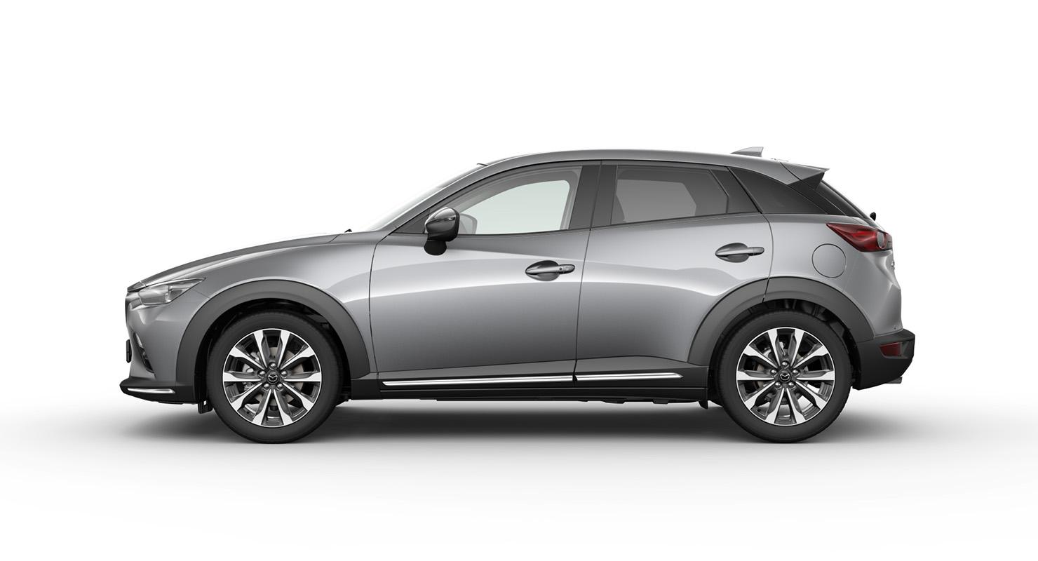 Mazda New Mazda CX-3 R 2.0L 2WD 6AT I-STOP - Galería interior - imágen 23